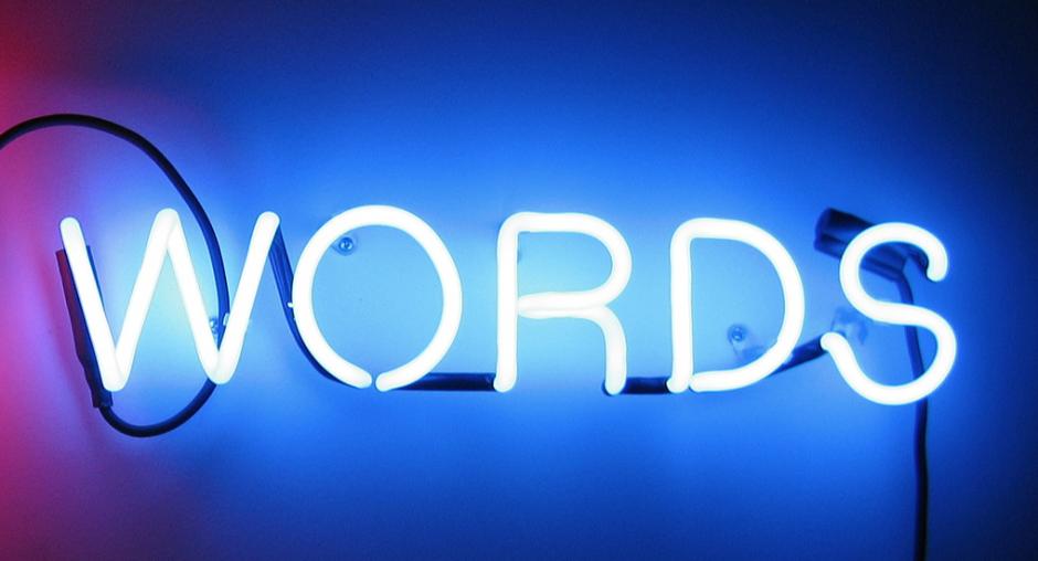 Parola illuminata