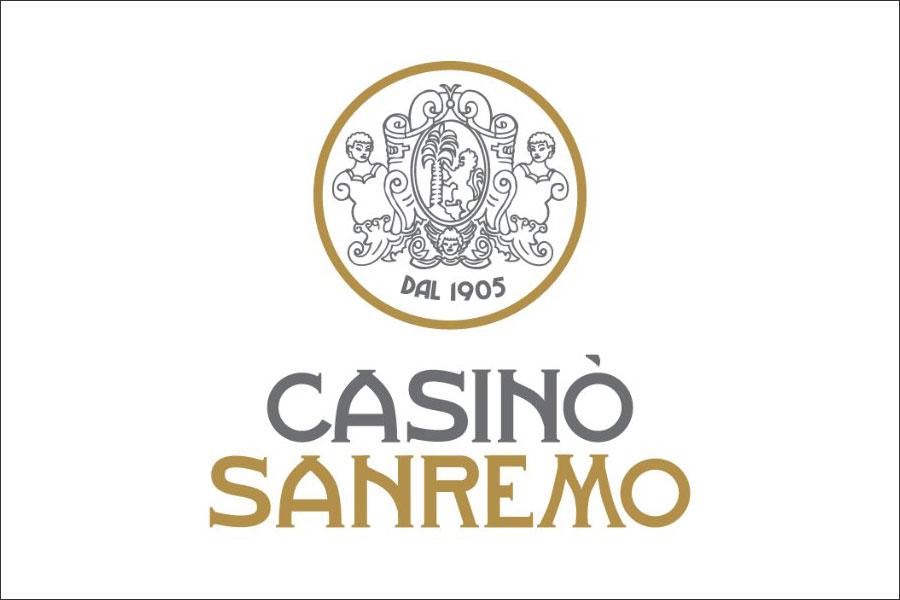 Logo del Casinò di Sanremo