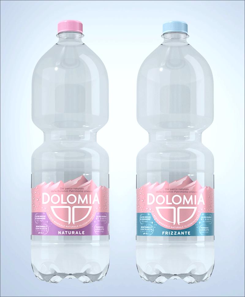 2 bottiglie Dolomia
