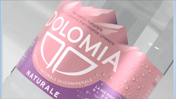 Etichetta Dolomia