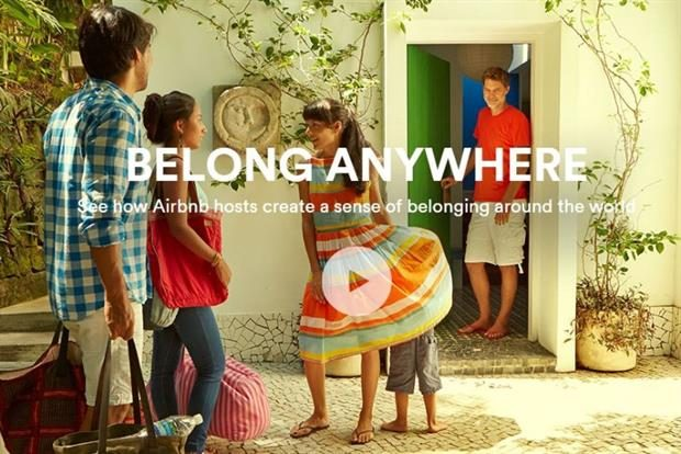Airbnb campagna